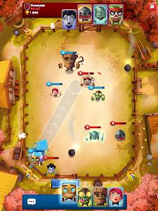screenshot of Smashing Four version 1.5.2