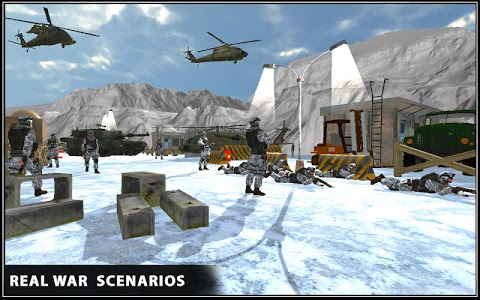 Download Snow War Shooter 2017 1.0 APK