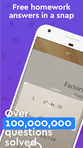 Download Socratic - Math Answers & Homework Help 1.8.1 APK