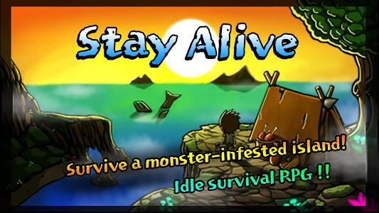 screenshot of Stay Alive version 1.88