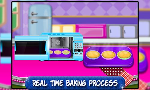 Download Stiletto Shoe Cupcake Maker Game! DIY Cooking 1.0.1 APK