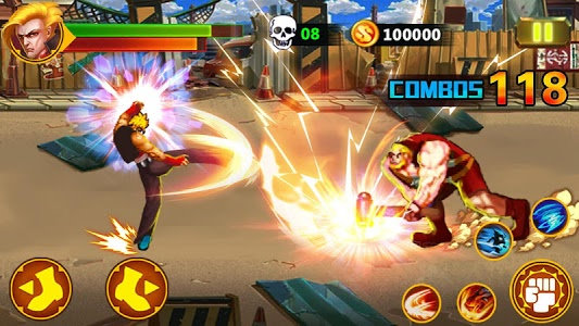 Download Street Fighting2:K.O Fighters 1.0.1 APK
