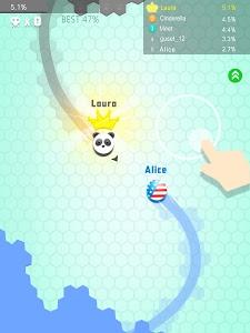 screenshot of String.io version 1.0