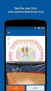 screenshot of StubHub - Event tickets version