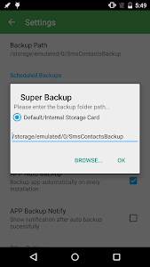 Download Super Backup & Restore 2.2.32 APK