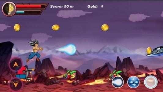 Download Super Goku Saiyan Arena 1 APK