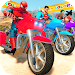 Download Super Heroes Downhill Racing 1.4 APK