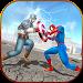 Download Super Spider Hero vs Captain USA Superhero Revenge 1.0 APK
