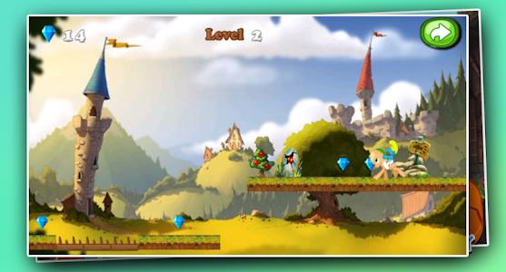 screenshot of Super smurf pony prince hero version 1.0