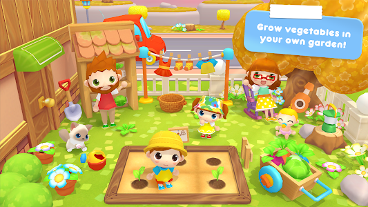screenshot of Sweet Home Stories - My family life play house version 1.2.0