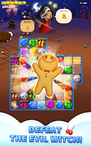 Download Sweet Road: Cookie Rescue Free Match 3 Puzzle Game 5.9.2 APK