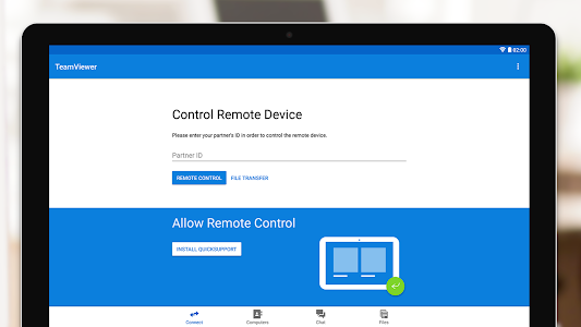 Download TeamViewer for Remote Control 13.2.9356 APK