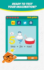 screenshot of Tebak Gambar version 1.19.0l