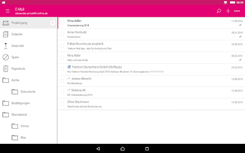 Download Telekom Mail 1.9.6 APK