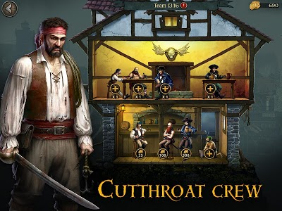 screenshot of Tempest: Pirate Action RPG version 1.2.6