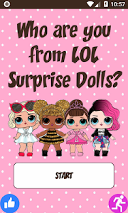 Download Test : Who are you in LOL Surprise Dolls? 1.9 APK