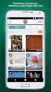 Download The Official Roland-Garros App 4.1 APK