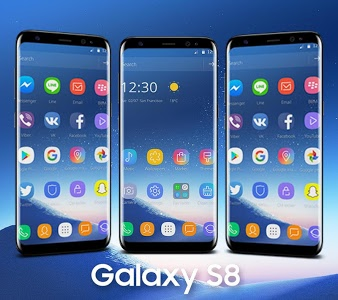 Download Theme for Samsung S8 1.1.5 APK