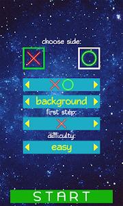 screenshot of Tic Tac Toe Classic version 1.2.8
