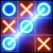 Download Tic Tac Toe glow - Free Puzzle Game 2.0 APK