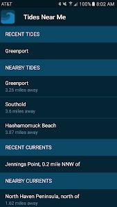 Download Tides Near Me - Free  APK