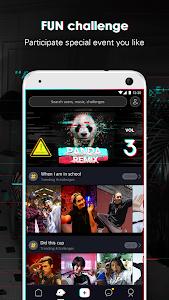 screenshot of TikTok version 3.0.3