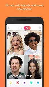 screenshot of Tinder - Match. Chat. Meet. Modern Dating. version 7.3.1