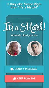 screenshot of Tinder version 5.2.0