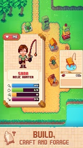 Download Tinker Island - Pixel Art Survival Adventure 1.4.41 APK