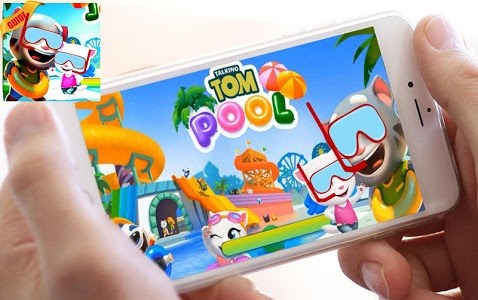Download New Talking Tom Pool Party Guide 1.0 APK