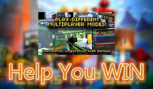 Download Top Gudie For Pixel Gun 3D 2.6.4 APK