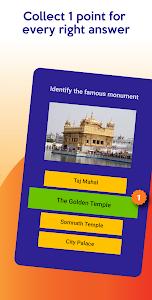 screenshot of Play Quiz | Win Real Cash - TopQuiz version 6.3