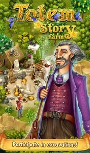 screenshot of Totem Story Farm version 1.0.5.2