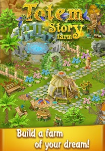 screenshot of Totem Story Farm version 1.0.11.0