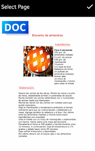 screenshot of Camera Translator Scanner PDF version 3.0