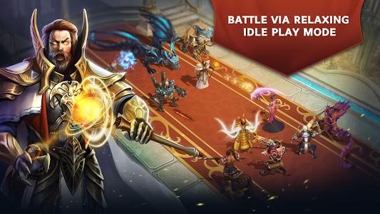 screenshot of Trials of Heroes: Idle RPG version 1.5.1