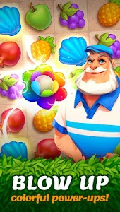 screenshot of Tropical Forest: Match 3 Story version 0.136