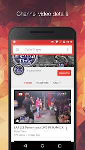 Download Tube Player 1.0.7 APK