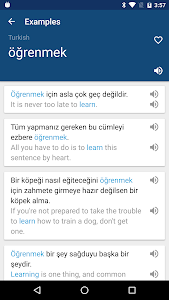 Download Turkish English Dictionary & Translator Free  APK