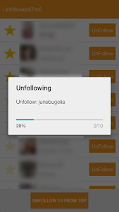 Download Unfollow Users 1.2.8 APK
