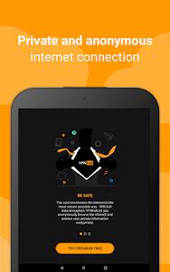 screenshot of Free VPN - No Logs: VPNhub - Stream, Play, Browse version 1.4.1