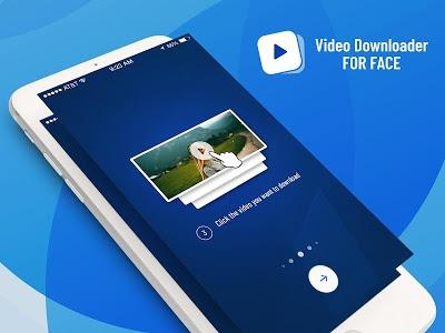 screenshot of Video Downloader for FB version 1.9.8