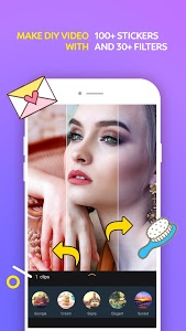 Download Video Maker Of Photos With Song & Video Editor 1.0.8 APK