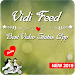 Download Video Status 2019 - VidiFeed 1.1 APK