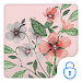 Download Vintage Flower CM Locker Theme 1.0.0 APK