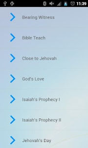 screenshot of Watchtower Library for Android version 2.124.97