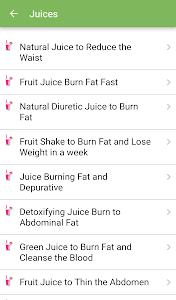 Download Weight Loss Juice 1.0 APK