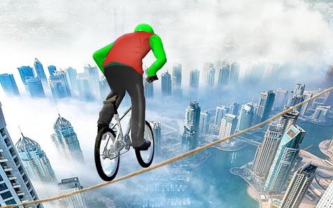 Download Tricky Bike Rope Rider: 3d Bike Racing Games 1.04 APK