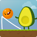 Download Where's My Avocado? Draw lines 1.2.2 APK