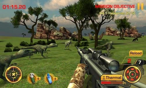 screenshot of Wild Hunter 3D version 1.0.8